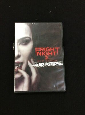 Movie DVD - FRIGHT NIGHT 2 NEW BLOOD - Pre-Owned - 20th Century Fox