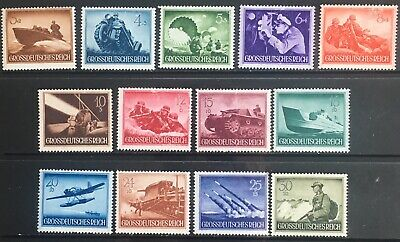 Germany Third Reich 1944 Heroes Memorial Day MNH/MNG (Some imperfections)