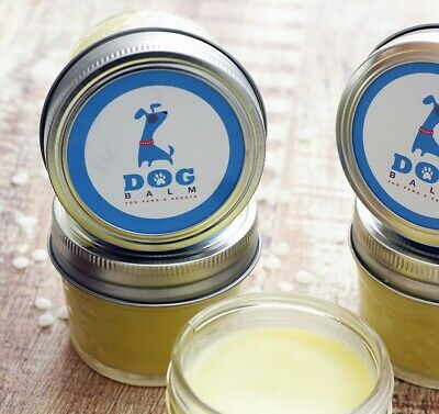 Dog Balm A Universal Skin Treatment For Pets & More! Made W/ Hempseed Oil