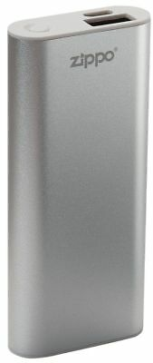 Zippo 40448, 2 Hour Rechargeable Hand Warmer, Chrome Finish