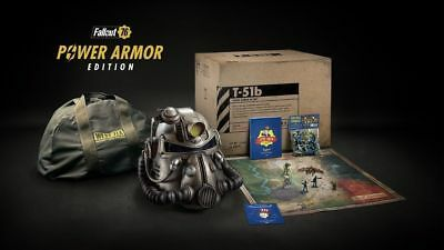 Fallout 76 - Collectors Edition PS4  Playsation Deutsch  Neu & OVP