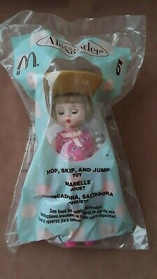 2005 McDONALDS MADAME ALEXANDER HOP SKIP AND JUMP #5 MIP SEALED HAPPY MEAL TOY