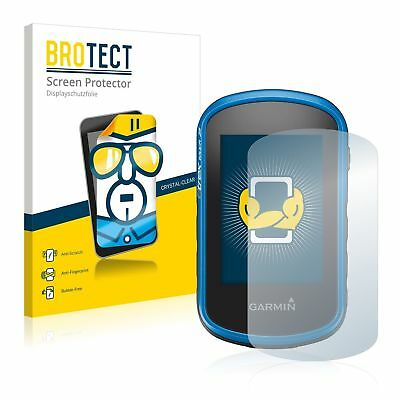 Garmin eTrex Touch 35 GPS , 2x  BROTECT® HD-Clear Screen Protector Crystal-clear