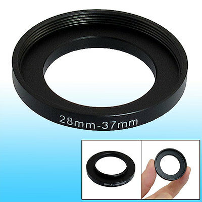 28mm-37mm 28mm to 37mm  28 - 37mm Step Up Ring Filter Adapter for Camera Lens