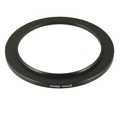 67mm-82mm 67mm to 82mm  67 - 82mm Step Up Ring Filter Adapter for Camera Lens