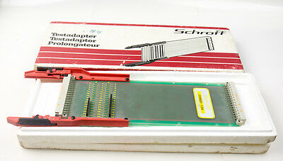 Schroff 20800-194 BOARD TEST ADAPTER EXTENSION BOARD FOR EURO CARD PCB