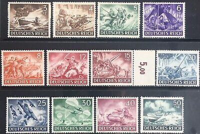 Germany Third Reich 1943 Heroes Memorial Day MNH
