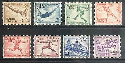 Germany Third Reich 1936 Summer Olympics, Berlin MLH