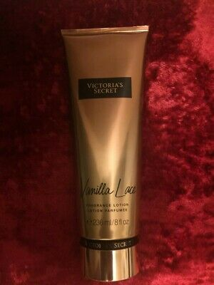 09da06256da New Victoria s Secret Vanilla Lace Fragrance Lotion Body Hand Cream 8 Oz  Large