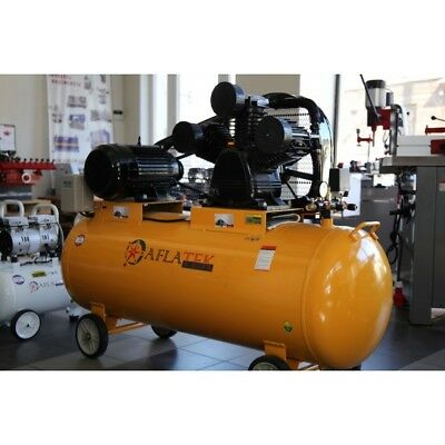 Piston Compressor Compressed Air Compressor 300 Litre 10ps 1250l/Min 7.5 Kw 8bar