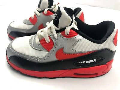 best website 58e98 9359e Nike Air Max 90 OG Premium Mesh Size 9C (GS) Infrared OG 724882-
