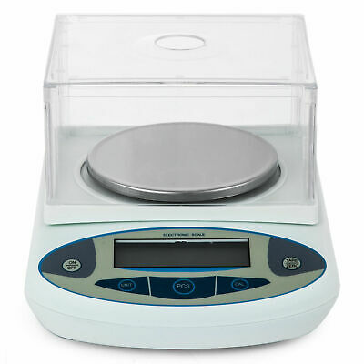 2000x0.01g 10mg Lab Scale Balance Electronic Scale Digital Precision Analytical
