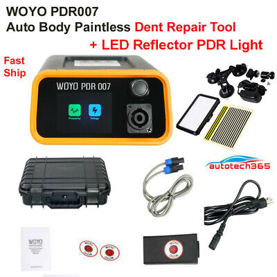 NOUVEAU WOYO PDR007 Auto Body Paintless Dent Mella Repair(1.8m Main Cable)220V