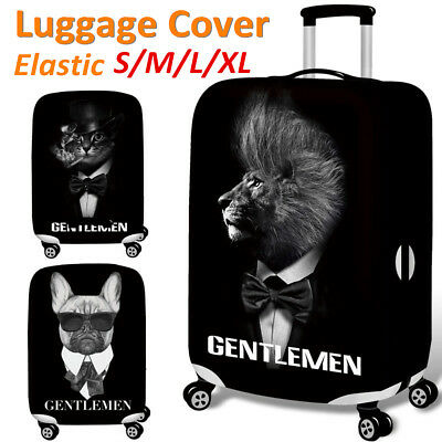 "18"" ~ 32"" Travel Luggage Cover Protector Suitcase Dust Proof Bag Anti Scratch !"