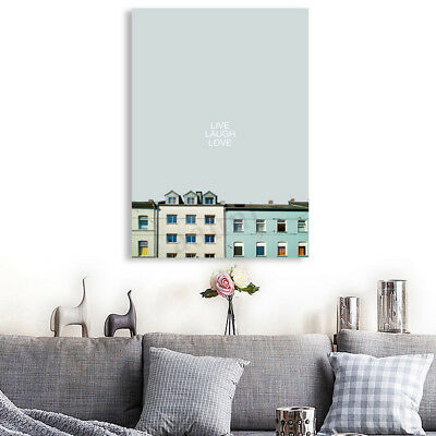 Modern Canvas Print Painting Travel House Wall Art Unframed Picture Home Decor !