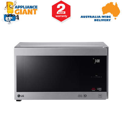 LG MS4296OSS NeoChef Stainless Steel 42L Smart Inverter Microwave Oven 1200W