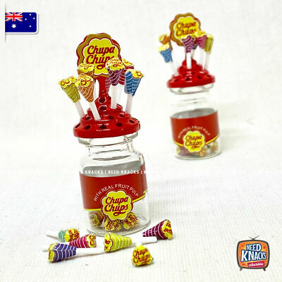 Little Shop Mini Collectables - Chupa Chups | Add To Your Coles Minis Collection