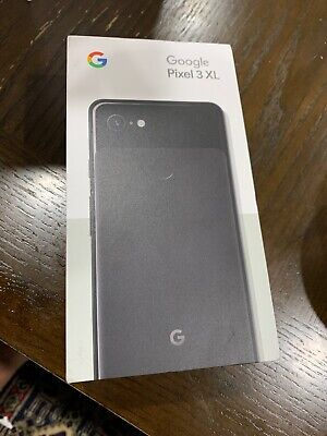 GOOGLE PIXEL 3 XL - 64GB - Unlocked - Brand New Unopened Box Sealed!