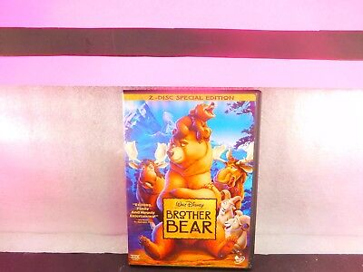 Brother Bear Two-Disc Special Edition on DVD