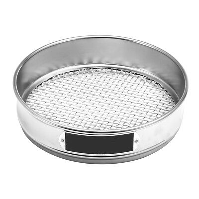 4-100 Mesh 4.75-0.15mm Dia20cm Aperture Lab Standard Test Sieve Stainless