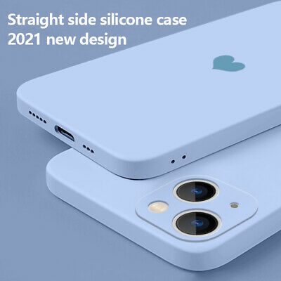 Cute Heart Cartoon Soft Silicone Case Cover For iPhone X XS Max XR 8 7 6s Plus