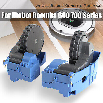 Pair Left Right Drive Wheel Module for iRobot Roomba 529 595 650 780 880 Series