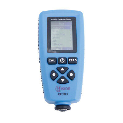 CCT01 Magnetic Induction/Eddy Current Coating Thickness Meter Range 0 to 1300 um