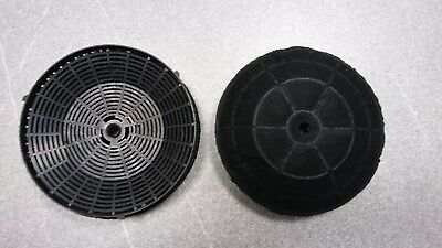 HOTPOINT HSFX.l  Cooker Hood Extractor Type 58 CFC00936 Carbon Air Filters x 2