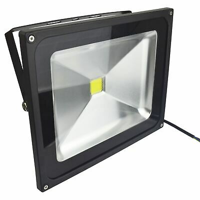 LED 50w Floodlight Security High Power 3500 Lumen 6000k Day White Waterproof E