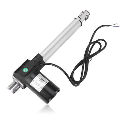 DC12V Linear Actuator 6000N Lift Stroke Electric Motor f/ Medical Auto Car