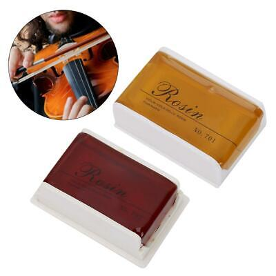 Bow Rosin Resin for Violin Viola Cello String Musical Instruments High Quality
