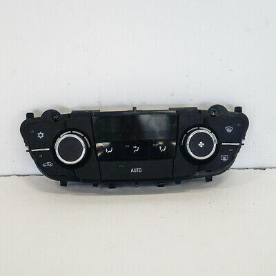 Vauxhall Insignia 2008-2013 AC Aircon Climate Control Panel 13273095
