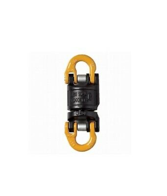 Unused Yoke Insulated 2T Swivel Joint With Half Link Couplings Lifting Equipment