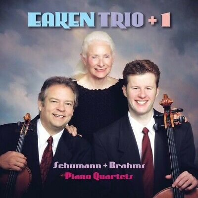 Eaken Piano Trio - Eaken Trio & 1 [New CD]