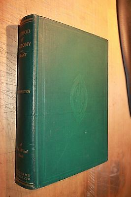 MEDICAL GRANTS ATLAS OF ANATOMY BY J. C. BOILEAU GRANT - 2ND EDITION 1940 signed