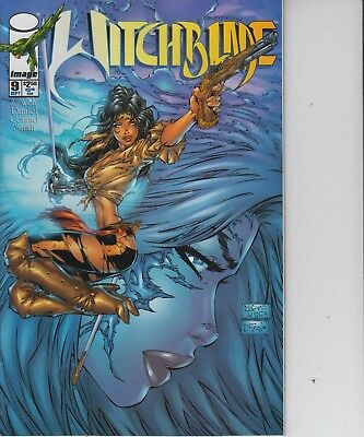 Witchblade 9 - 1996 - Very Fine/Near Mint