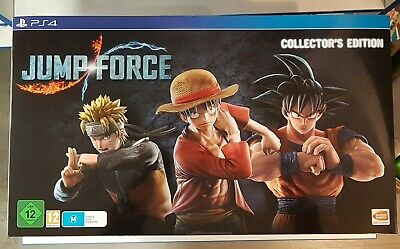 Jump force ps4 Collector