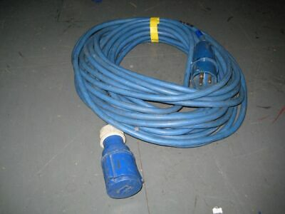 32A 240v 20m Extension Cable
