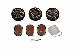 Abrasive Compound Metal Polishing Preparation 8pc Kit POL09