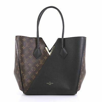 ce2fc9138e9f LOUIS VUITTON KIMONO Handbag Monogram Canvas and Leather MM ...