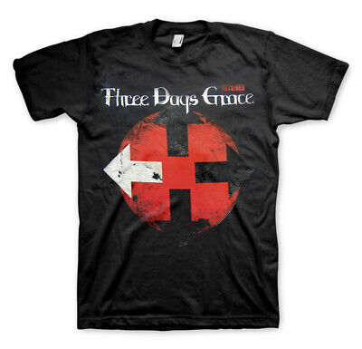 Three Days Grace 'Eclipse' T-Shirt - NEW & OFFICIAL!