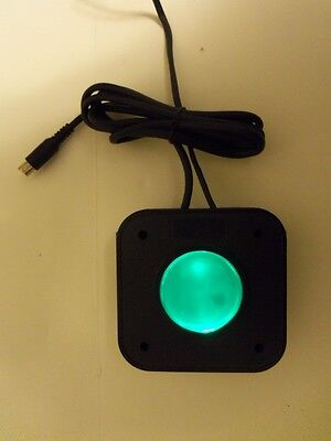 "LED 2 1/4""  Trackball MAME PS2 Arcade Pc"