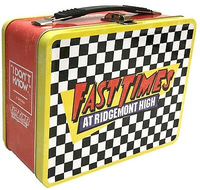 Factory Entertainment - Fast Times At Ridgemont High - Tin Tote Lunchbox