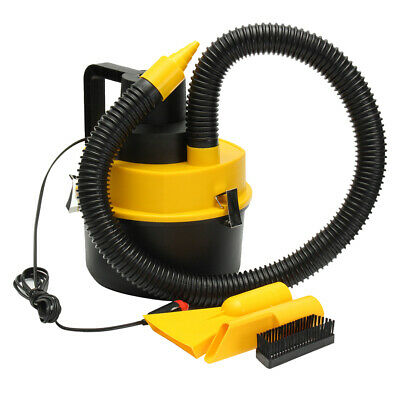 New Auto/Car Boat Vacuum Cleaner 12V Wet & Dry Portable With Accessories