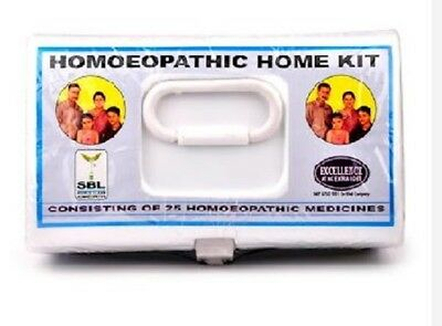 SBL Homoeopathic Home Kit (1pcs) New Original Top Brandad High Qualitiy