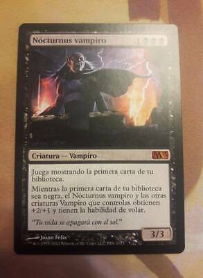 NM//MT * Duels of the Planeswalker PS3 2013 Promo * Vampire Nocturnus Russian