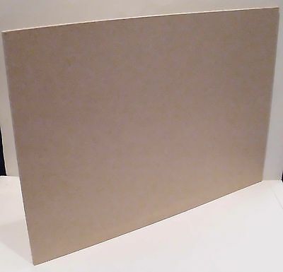 Medite MDF Lazer Board A4 Size 3 x Sheets 6mm Thick x 297mm Long x 210mm Wide 1s
