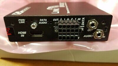Broadata HDMI Transmitter Extender Over Ethernet LBH-HDMI-AD-T
