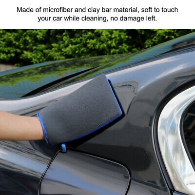 Premium Car Clay Mitt Glove for Detailing Polish Clay Bar Alternative Hot