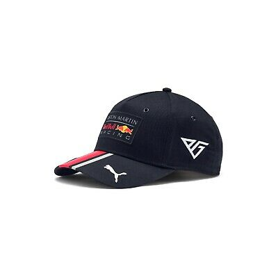Aston Martin Red Bull Racing F1 Official Adults Team Gasly Baseball Cap - 2019